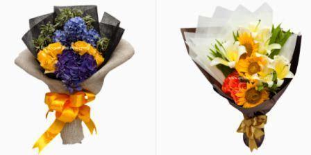 harga buket bunga