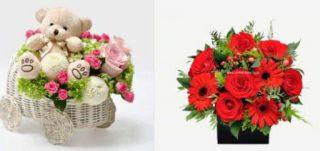 harga bunga meja