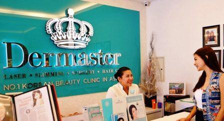 Klinik Kecantikan Korea, Dermaster