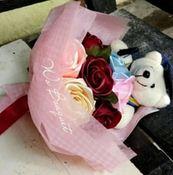 harga bunga wisuda surabaya