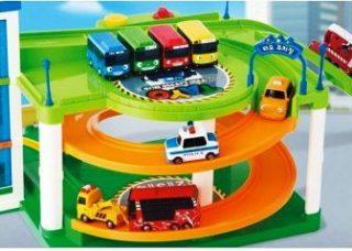 harga mainan tayo parking area