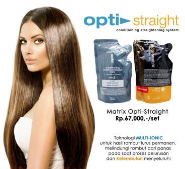 harga obat smoothing rambut matrix