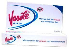 harga verile acne gel di indomaret