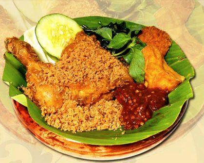 Harga Ayam Penyet Ria