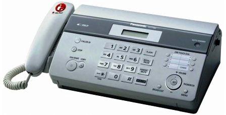 Harga Mesin Fax Panasonic KX-FT983