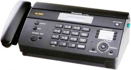 Harga Mesin Fax Panasonic KX-FT987