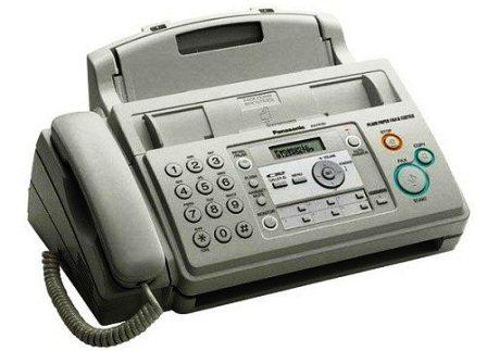 Harga Mesin fax Panasonic KX-FP701