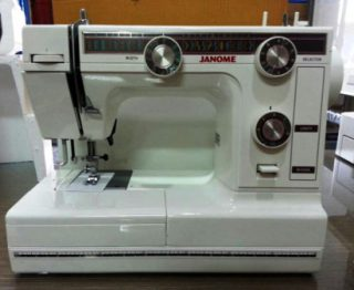 harga mesin bordir manual Janome 380 Portable