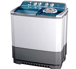 harga mesin cuci otomatis LG Twin tube