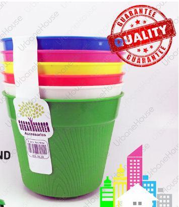 harga vas bunga plastik warna warni