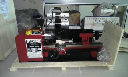 mini lathe mesin bubut mini sieg sc2-350
