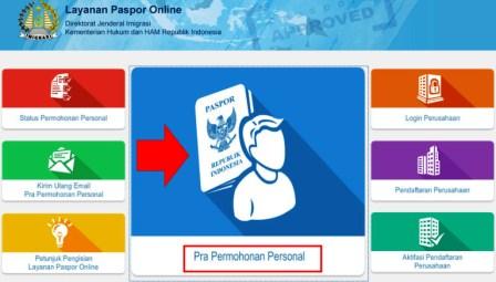 Alur pembuatan dan harga buat passport