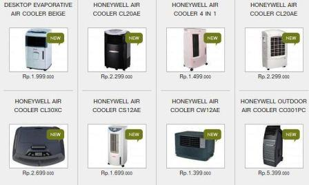 Harga AC Portable di Ace Hardware