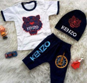Harga Baju Kenzo Bayi Original