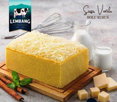 Harga Bolu Lembang Susu Vanila