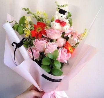 Harga Buket Bunga Murah