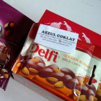 Harga Coklat Delfi di Alfamart