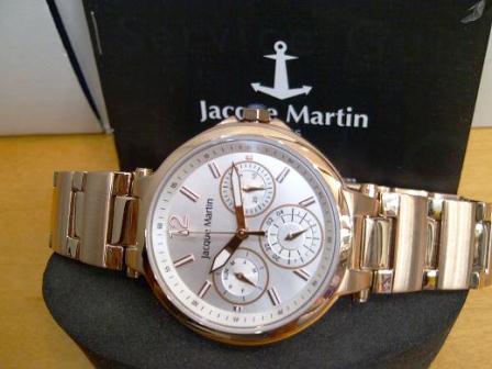 Harga Jam Jacque Martin 235
