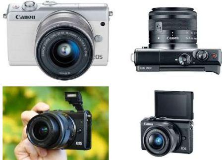 Harga Kamera Canon EOS M100 Terbaru