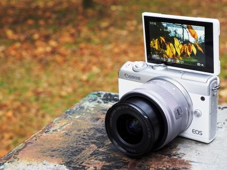 Harga Kamera Canon EOS M100