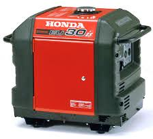 Harga Mesin Genset Honda EU30i