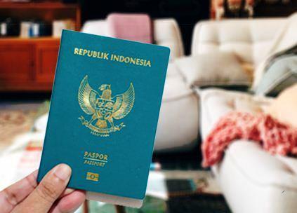 harga buat paspor baru