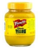 2 French's Classic Yellow Mustard 170g