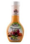 3 Maestro Thousand Island Salad Dressing 237ml