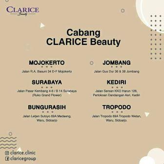 Alamat Clarice Aesthetic Clinic
