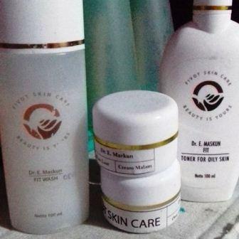 Daftar Harga Produk Fivot Skin Care