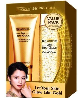 Harga Bio Essence Gold Water