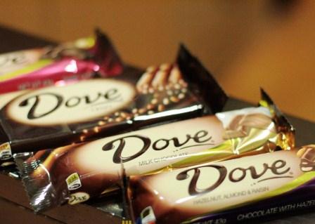 Harga Coklat Dove 43 gram