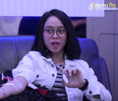 Harga Infus Whitening di Dermapro
