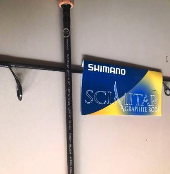 Harga Joran Shimano Scimitar 165