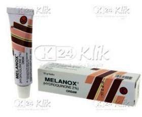 Harga MELANOX CR 15 gram