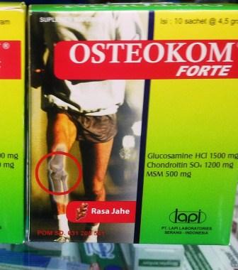 Harga Osteokom Forte