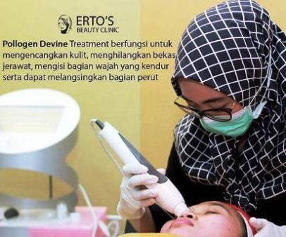 Harga Perawatan di Ertos Beauty Clinic
