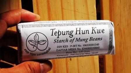 Harga Tepung Hunkwe