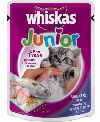 Harga Whiskas