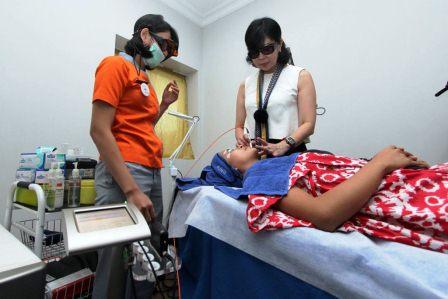 Harga perawatan di NMW