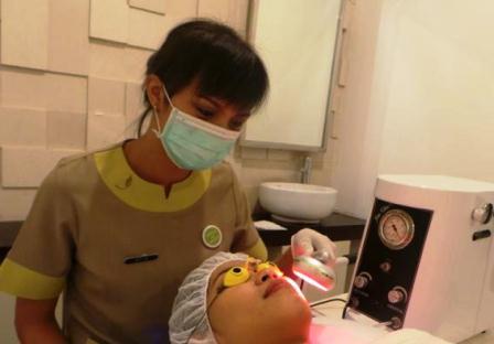 Harga perawatan di miracle Manado