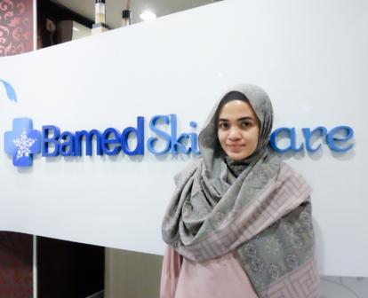 Lokasi Perawatan di Bamed Skincare