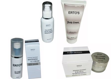 Produk Perawatan di Ertos