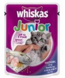 Whiskas Pouch Junior 85 gram