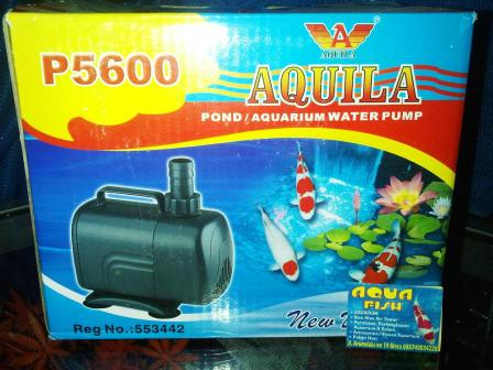 Harga Mesin Aquarium Aquila