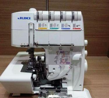 Harga Mesin Jahit Kaos - Overdeck Portable Juki MO735 (2)
