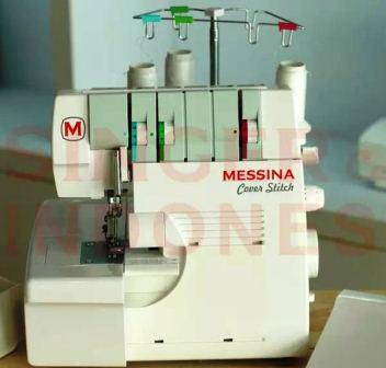Harga Mesin Jahit Kaos - Overdeck Portable Messina 14T3C (1)