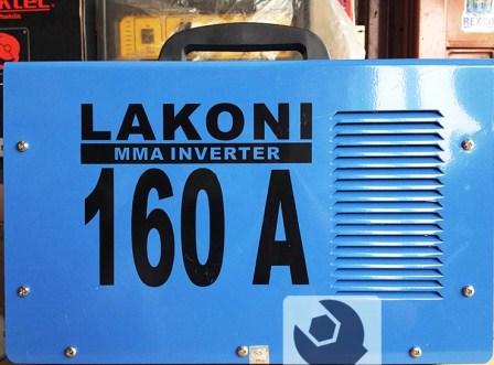 Harga Mesin Las Lakoni 1300 watt