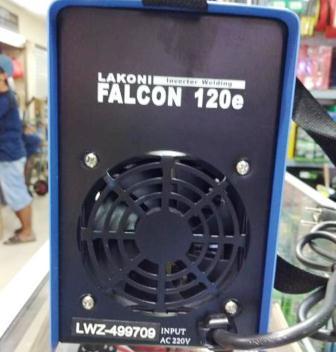 Harga Mesin Las Lakoni Falcon 120E