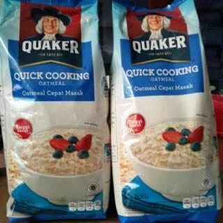 Harga Quaker Oat Biru